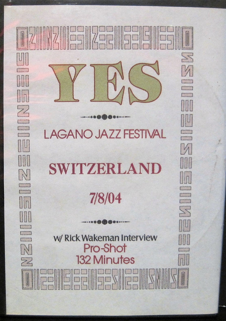 YES - Lagano Jazz Festival 2004