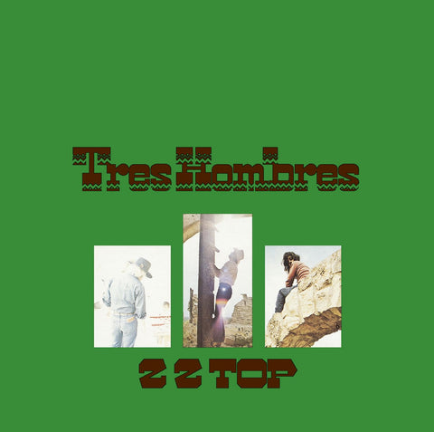 ZZ Top - Tres Hombres - Limited colored vinyl