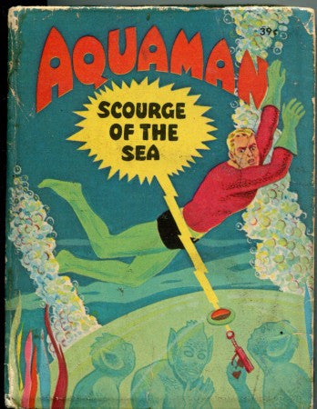 Aquaman Scourge of the Sea