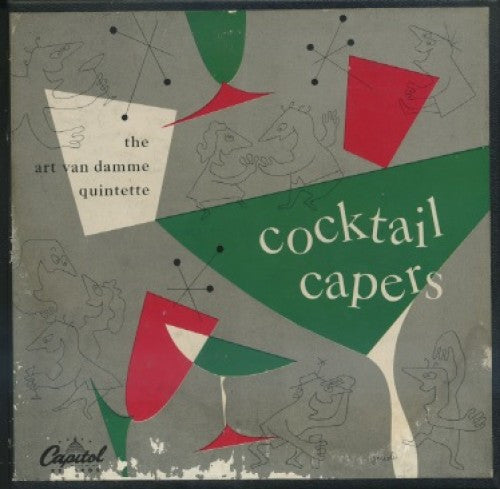 Art Van Damme Quintette - Cocktail Capers/ Meadowland/ The Breeze And I (and others)