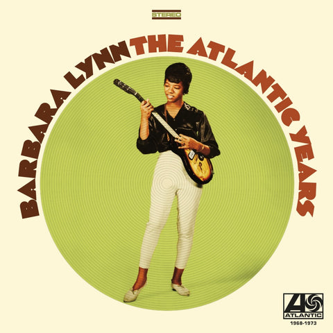Barbara Lynn - The Atlantic Years 1968-1973 - LTD 180g LP