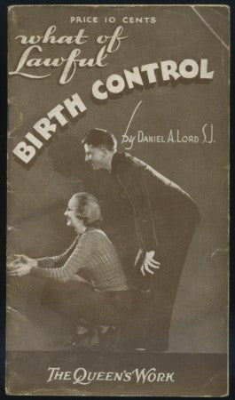 What of Lawful Birth Control? from 1935