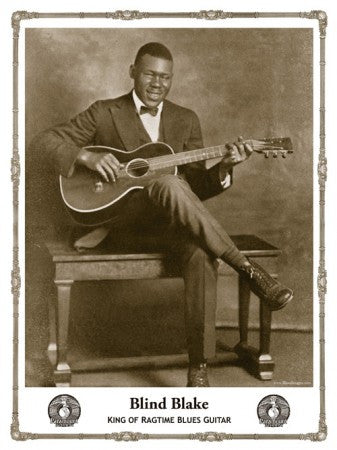 Blind Blake - King of the Ragtime Blues Guitar