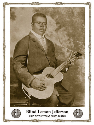 Blind Lemon Jefferson - King of the Texas Blues Guitar1