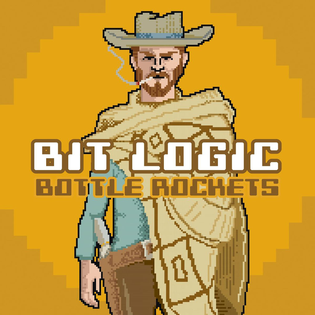 Bottle Rockets - Bit Logic - Limited on Limited Yellow vinyl
