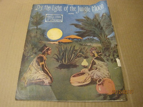 By the Light of the Jungle Moon
