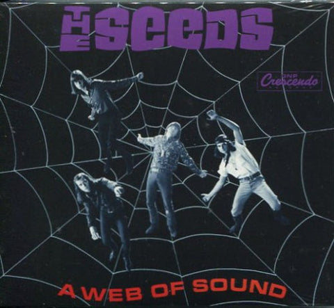 Seeds - A Web of Sound (2 CD Expanded)