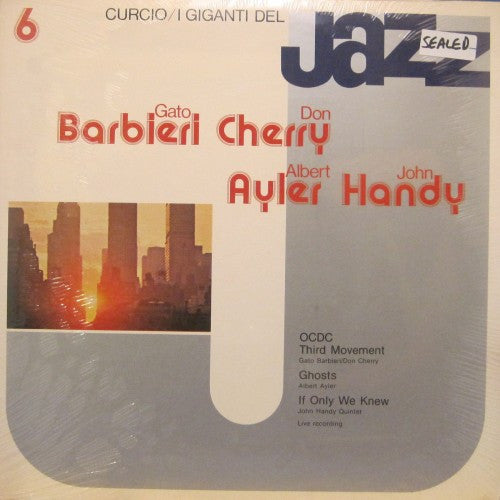 Don Cherry, Gato Barbieri, Albert Ayler - Giganti Del Jazz #6