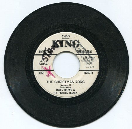 James Brown - Christmas Song Version 1/ Christmas Song Version 2