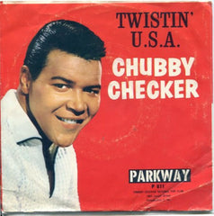 Chubby Checker - Twistin' U.S.A./ The Twist