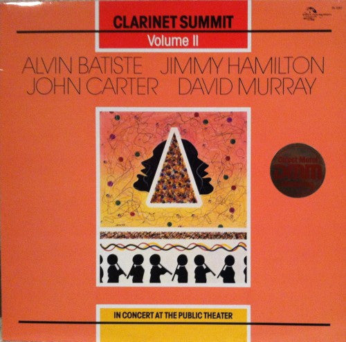 David Murray - Clarinet Summit Vol 2