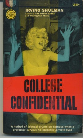 COLLEGE CONFIDENTIAL