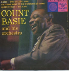 Count Basie - One O'Clock Jump/I'm Gonna Move To The Outskirts Of Town/ Queer Street/The King