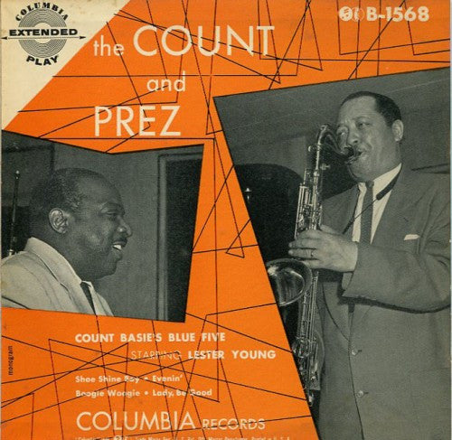 Count Basie - The Count and Prez