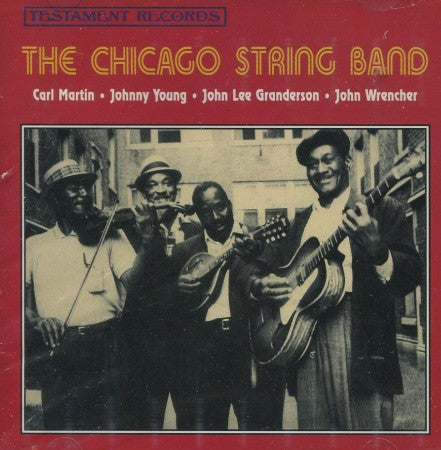 Chicago String Band - Chicago String Band