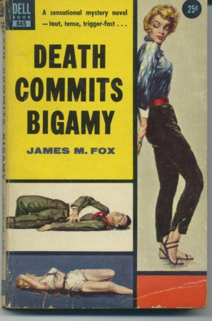 DEATH COMMITS BIGAMY