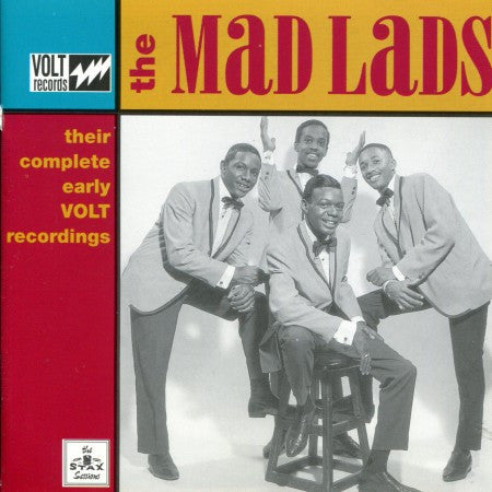 Mad Lads - Complete Early Volt Recordings