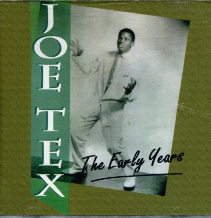 Joe Tex - The Early Years