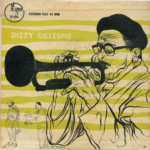 Dizzy Gillespie - Vol. 2 Ep