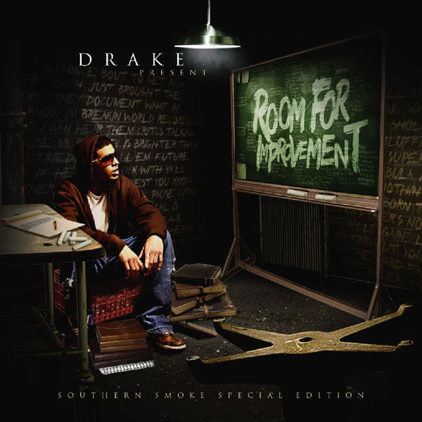 Drake - Room For Improvement - import 2 LP set CLEAR vinyl!!