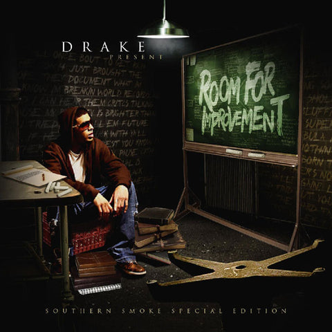 Drake - Room For Improvement - import 2 LP set colored vinyl!!
