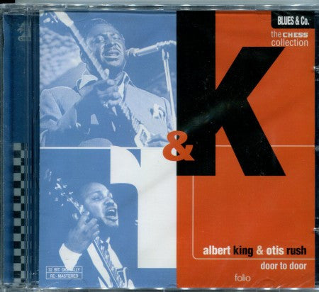 Albert King - Door to Door