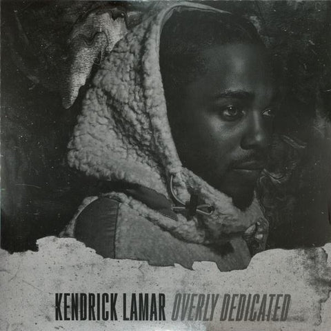 Kendrick Lamar - Overly Dedicated - import 2 LP on LTD color vinyl!