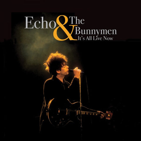 Echo & The Bunnymen - It's All Live Now - 180g Limited Edition