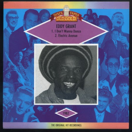 Eddy Grant - I Don't Wanna Dance/ Electric Avenue
