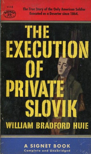 Execution of Private Slovik
