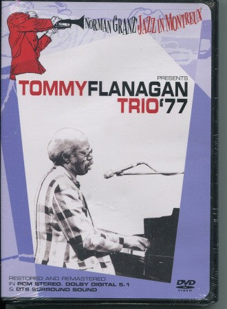 Tommy Flanagan Trio '77