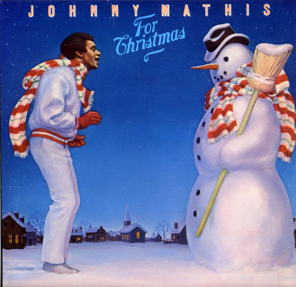 Johnny Mathis - For Christmas – Orbit Records