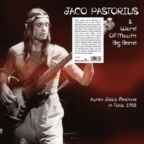 Jaco Pastorius - w/ Word of Mouth Big Band - Live in Tokyo 1982