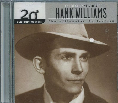 Hank Williams - Millennium Collection Vol. 2