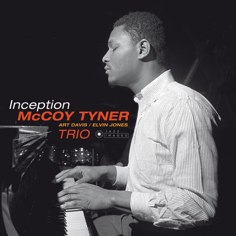 McCoy Tyner Trio - Inception - import 180g LP w/ bonus track