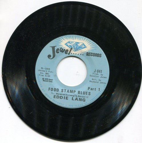 Eddie Lang - Food Stamp Blues Pt. 1/ Food Stamp Blues Pt. 2
