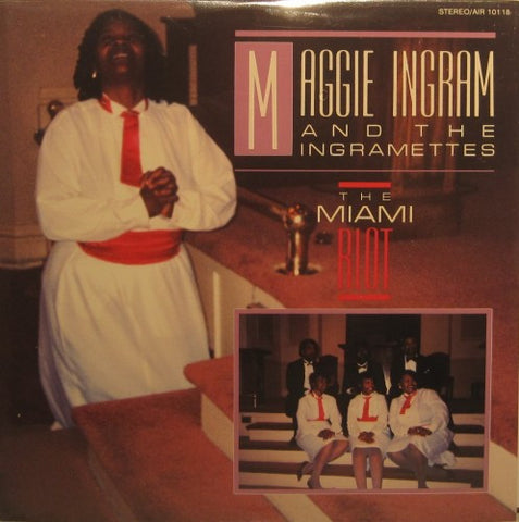 Maggie Ingram - The Miami Riot