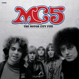 MC5 - The Motor City Five - Lmt Ed 180g LP on colored vinyl