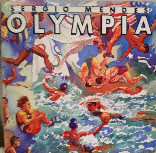 Sergio Mendes Olympia (1984 Olympic Theme) / Long Mix/Carnival