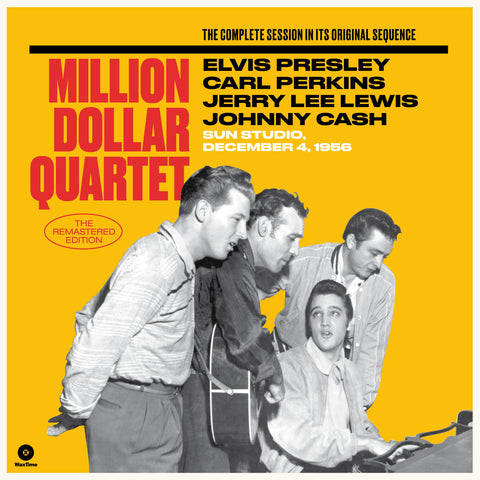 Million Dollar Quartet - Complete Session - 2 LP import set w/ gatefold