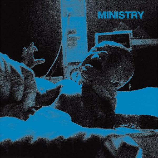 Ministry Greatest Fits DELUXE 2 LP 180g Limited edition! colored vinyl