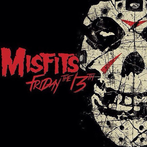 "Misfits - Friday the 13th - 4 track 12"" EP"