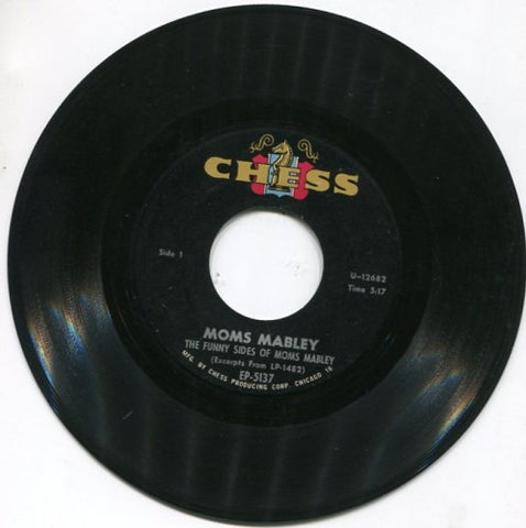 Moms Mabley - Funny Side of Moms Mabley