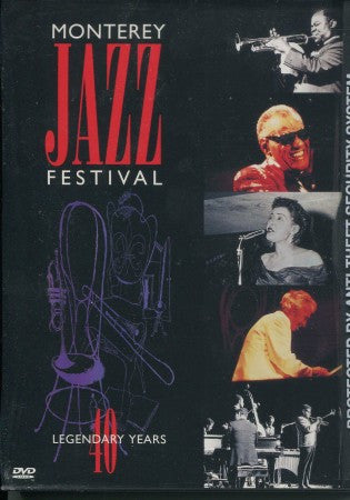 Various Artists - Monterey Jazz Festival / Legendary 40 Years