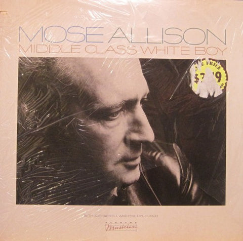 Mose Allison - Middle Class White Boy