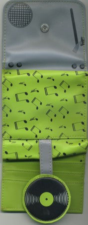Groovy Music Wallet