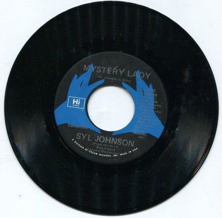 Syl Johnson - Mystery Lady/ Let's Dance for Love