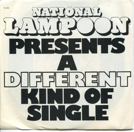 National Lampoon - What Were You Expecting? / Perrier Junkie