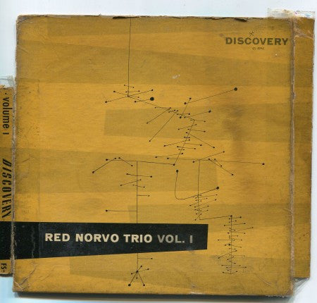 Red Norvo - Vol. 1 - 4 EP Box Set