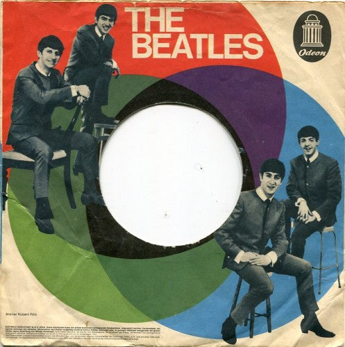 Beatles - Odeon Picture Sleeve